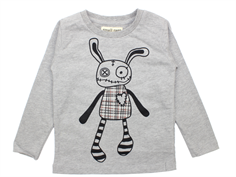 Small Rags Felix t-shirt gray melange